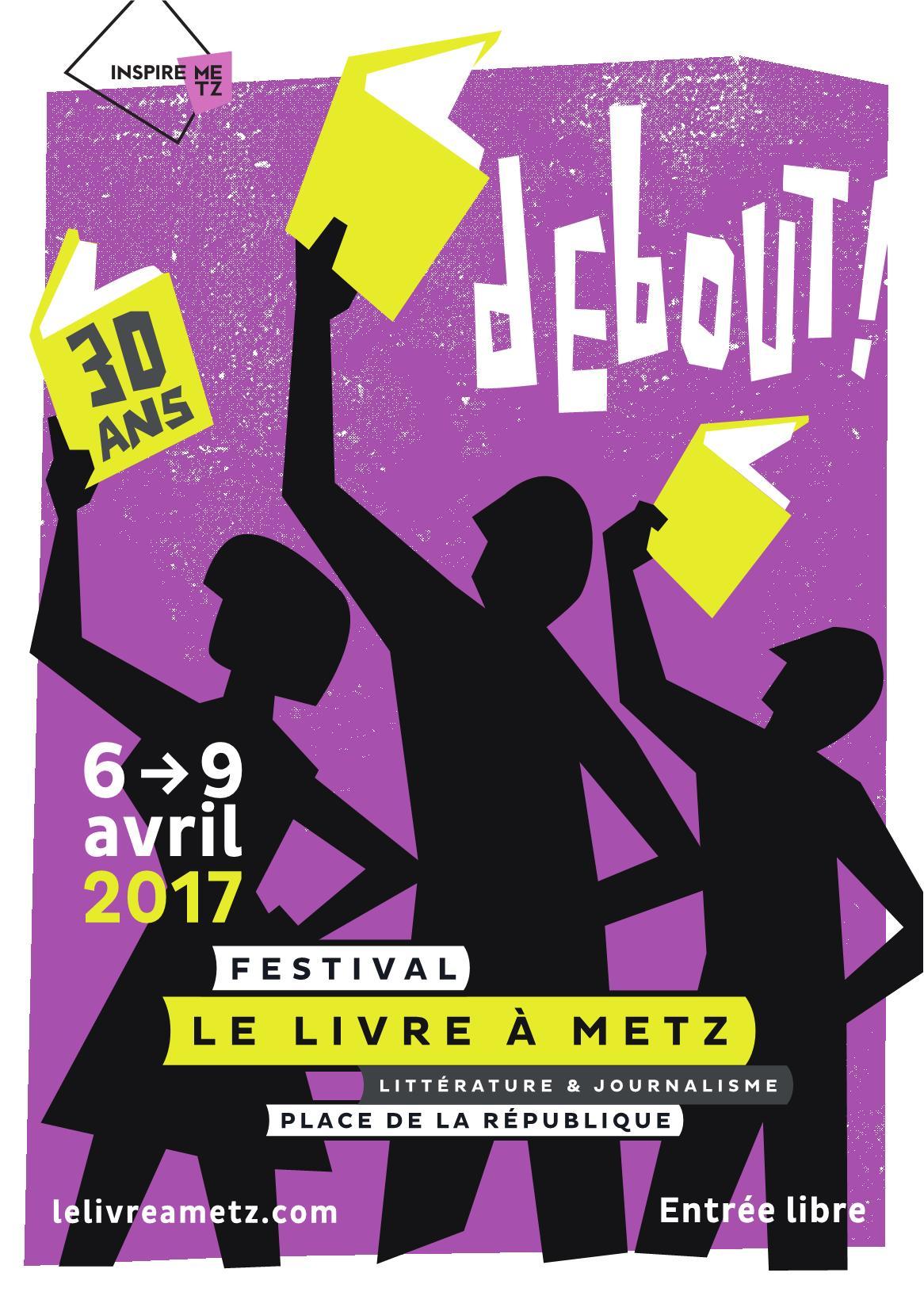 Programme Festival Livre A Metz 2017